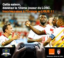 Orange E-Ligue 1 LOSC