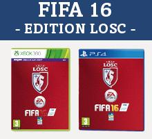 FIFA 16 version LOSC