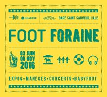 Expo Foot Foraine Lille 3000 LOSC
