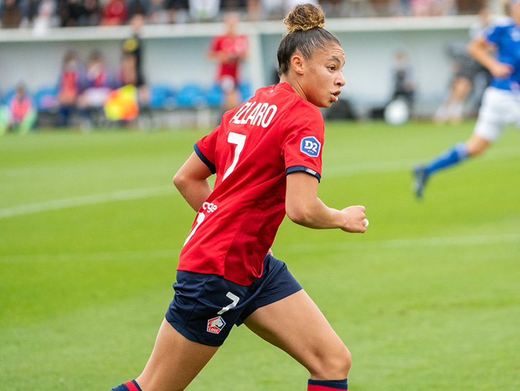 LOSC-Saint-Malo (D2F): The ladies are counting in your assist!